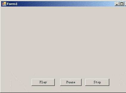 C#实现播放MP3文件
