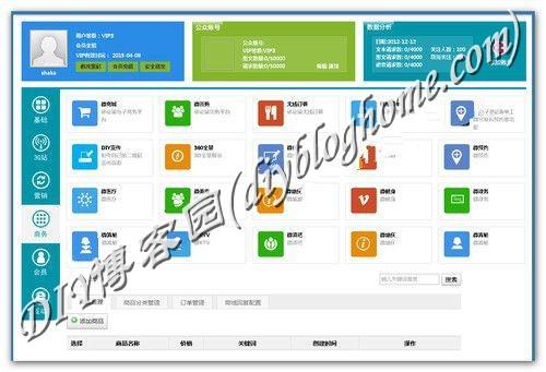 4月2日更新 微信多用户营销平台系统
