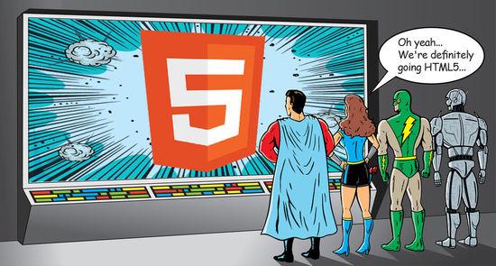 前端开发者必备html5终合性教程