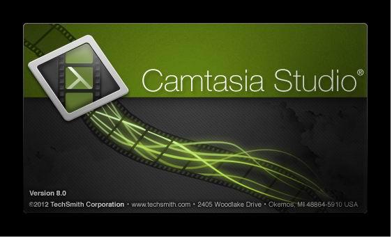 视频录制与剪辑软件Camtasia Studio 8+注册机+汉化补丁