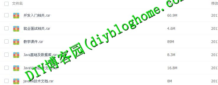 尚硅谷java全套教程+就业面试文档+编程课件