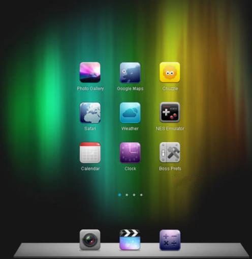 jquery特效之苹果风格的幻灯片展示