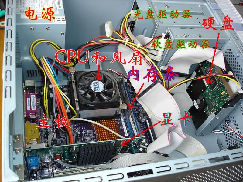 如何升级电脑主机的硬件