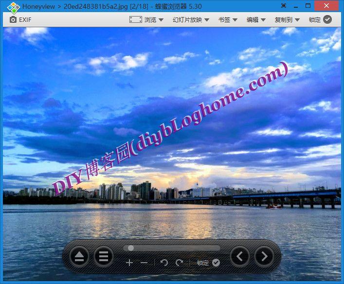 图片浏览器Honeyviewv5.31绿色便携版