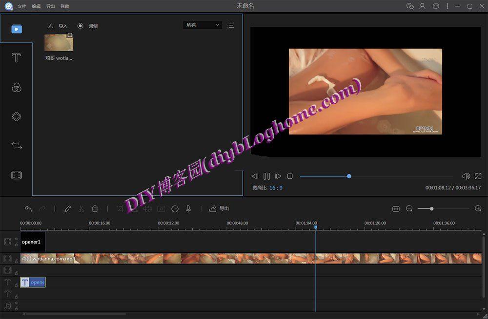 视频剪辑软件Apowersoft Video Editor Pro(1.5.6.5)绿色版